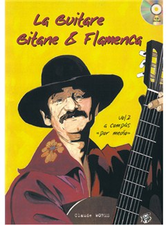 Guitare Gitane & Flamenca (La), Volume 2 Books and CDs | Guitar Tab