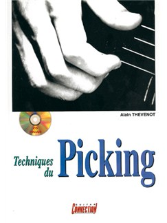 Techniques du Picking Books and CDs | Guitar