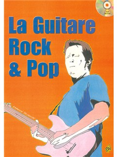 Guitare Rock and Pop (La) Books and CDs | Guitar Tab