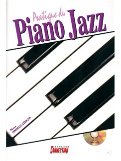 Pratique du Piano Jazz Books and CDs | Piano