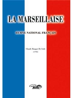Claude Rouget De Lisle: Marseillaise (La) Livre | Piano & Vocal