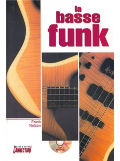 Basse Funk (Le) Books and CDs | Bass Guitar