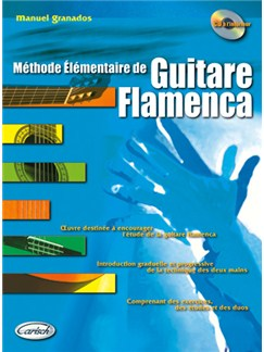 Méthode Élémentaire de Guitare Flamenca Books and CDs | Guitar