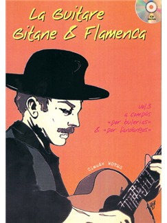 Guitare Gitane and Flamenca (La), Volume 3 Books and CDs | Guitar Tab
