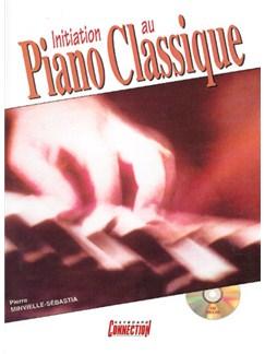 Initiation Au Piano Classique Books and CDs | Piano