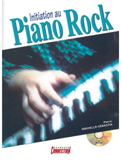 Initiation Au Piano Rock Books and CDs | Piano