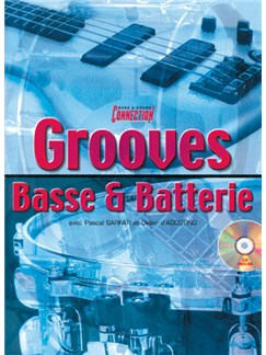 Grooves Basse & Batterie Books and CDs | Bass Guitar, Percussion