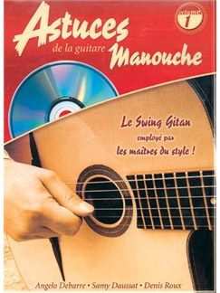 Astuces de la Guitare Manouche (Les), Volume 1 Books and CDs | Guitar Tab
