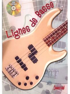 Lignes de Basse Books and CDs | Bass Guitar