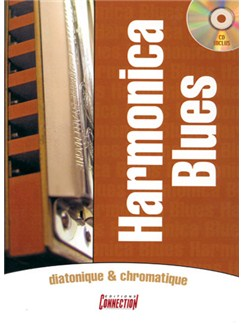 Harmonica Blues - Diatonique and Chromatique Books and CDs | Harmonica