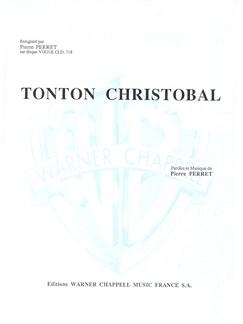 Pierre Perret: Tonton Cristobal Books | Piano & Vocal