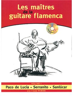 Maitres de la Guitare Flamenca (Les), Volume 1 Books and CDs | Guitar