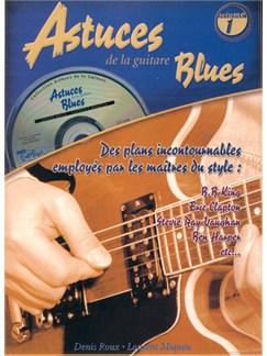 Astuces de la Guitare Blues (Les) Books and CDs | Guitar Tab