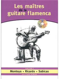 Maitres de la Guitare Flamenca (Les), Volume 2 Books | Guitar