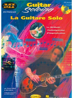 Guitar Soloing - la Guitare Solo Books and CDs | Guitar