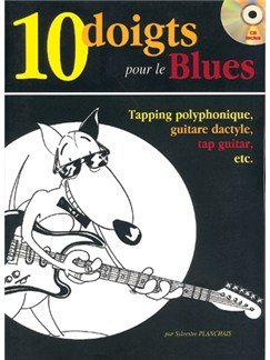 10 Doigts pour le Blues Books and CDs | Guitar