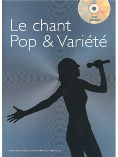 Le Chant Pop and Variété Books and CDs | Voice