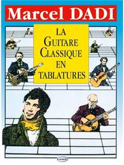 Guitare Classique en Tablature (La) Livre | Guitar Tab