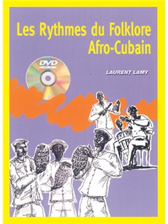 Rythmes du Folklore Afro-Cuban (Le) Books and DVDs / Videos | Drums