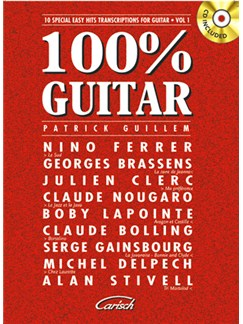 100% Guitar, Volume 1 Books and CDs | Guitar