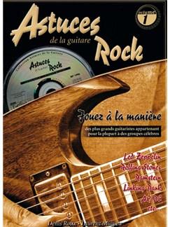 Astuces de la Guitare Rock Books and CDs | Guitar Tab