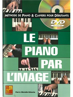 Piano par l'Image (Le) Books and DVDs / Videos | Piano
