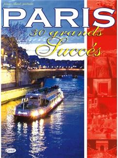 Paris Livre | Piano, Vocal & Guitar