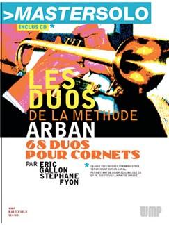 Duos de la Méthode Arban (Les) CD et Livre   Trumpet