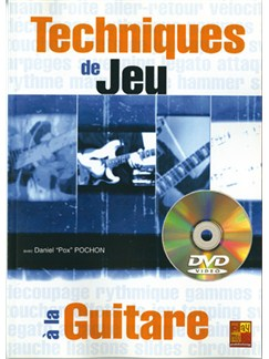 Techniques de Jeu à la Guitare Books and DVDs / Videos | Guitar