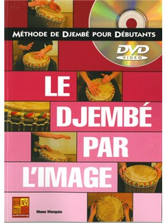 Djembé par l'Image (Le) Books and DVDs / Videos | Percussion