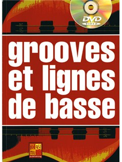Grooves & Lignes de Basse Books and DVDs / Videos | Bass Guitar