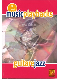 Music Playbacks CD : Guitare Jazz CDs | Guitar