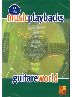 Music Playbacks CD : Guitare World CDs | Guitar