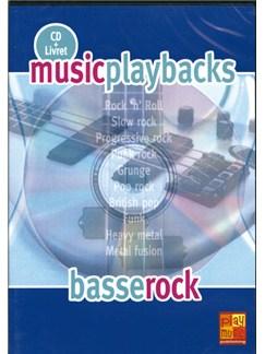 Music Playbacks CD: Basse Rock CDs | Bass Guitar