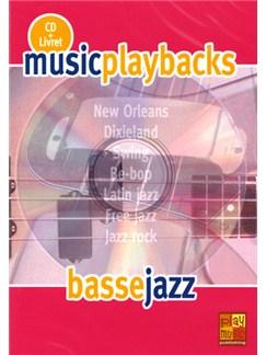 Music Playbacks CD : Basse Jazz CDs | Bass Guitar