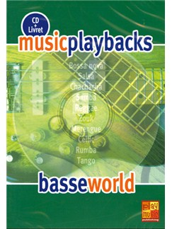 Music Playbacks CD : Basse World CDs | Bass Guitar