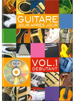 Guitare Jour Aprez Jour (La), Volume 1 Books and CDs | Guitar