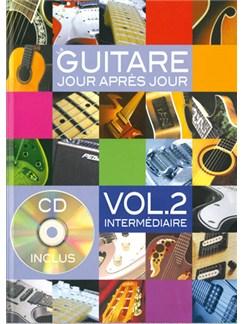 Guitare Jour Aprez Jour (La), Volume 2 Books and CDs | Guitar