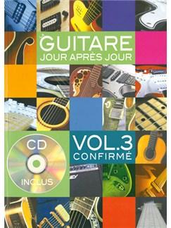 Guitare Jour Aprez Jour (La), Volume 3 Books and CDs | Guitar