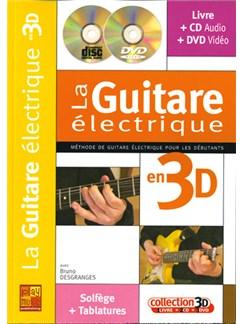 Guitare Électrique en 3D (La) Books, CDs and DVDs / Videos   Guitar