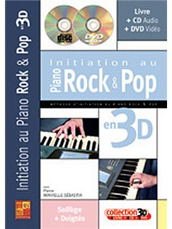 Initiation Au Piano Rock & Pop Books, CDs and DVDs / Videos | Piano