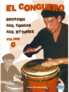 El Conguero Books | Drums