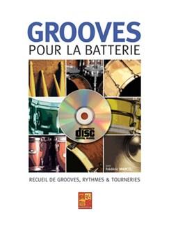 Grooves pour la Batterie Books and CDs | Drums