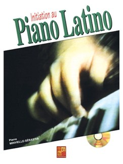 Initiation Piano Latino en 3D Books, CDs and DVDs / Videos | Piano