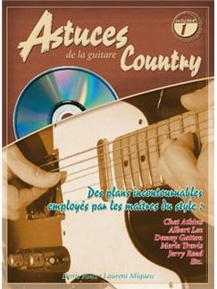 Astuces de la Guitare Country, Volume 1 Books and CDs | Guitar