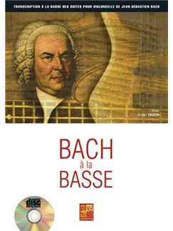 Bach à la Basse Books and CDs | Bass Guitar
