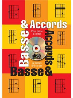 Basse et Accords Books and CDs | Bass Guitar