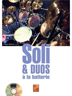 Soli & Duos a la Batterie Books and CDs | Drums
