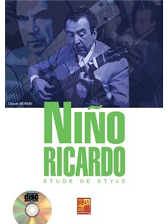 Etude de Style Nino Ricardo Books and CDs | Guitar