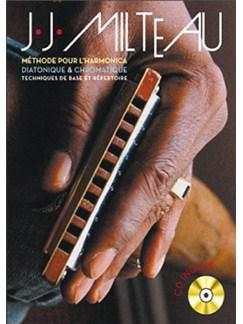 Méthode pour l'harmonica Diatonique et Chromatique Books | Harmonica